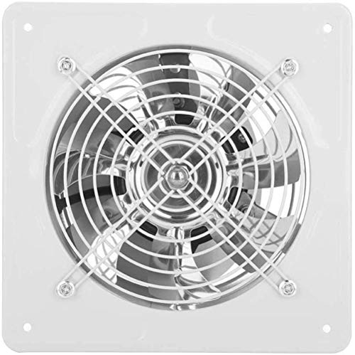 Hoher Wirkungsgrad Abluftventilator Lüftungsventilator Geräuscharmer Durable Auspuff montiert an der Wand for zu Hause Badezimmer oder Küche Garage 220V 40W