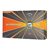 Callaway 2018 Superhot Golf Balls White 15