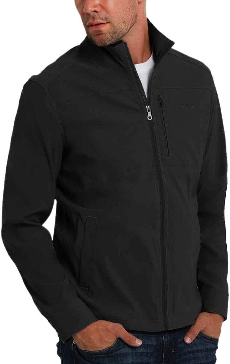 Orvis Men's Lightweight Water Resistant Stretch Jacket