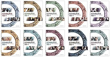 Stargate SG-1 Complete Series Seasons 1-10