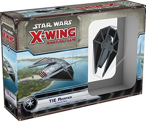 Fantasy Flight Games FFGSWX75 Star Wars X-Wing: TIE Reaper Erweiterungspack, gemischte Farben (First Edition)