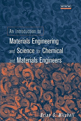 An Introduction to Materials Engineering and Science for...