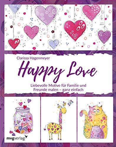Buchseite und Rezensionen zu 'Happy Love' von Clarissa Hagenmeyer