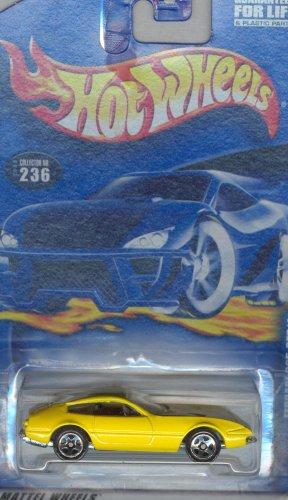 Mattel Hot Wheels 2000-236 Ferrari 365 GTB/4 1:64 Scale