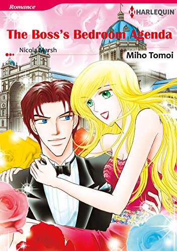 The Boss's Bedroom Agenda: Harlequin comics (English Edition)