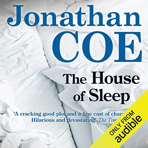 The House of Sleep cover art
