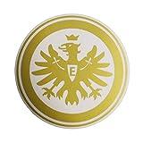 Eintracht Frankfurt Aufkleber, Sticker, Autoaufkleber Logo Gold - Plus gratis Aufkleber Forever Frankfurt -