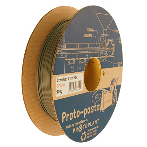 Proto-pasta Composite Stainless Steel Filament