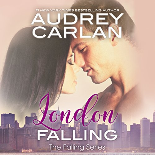 London Falling Audiobook By Audrey Carlan cover art