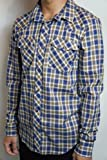 (ジョンローレンスサリバン) JOHNLAWRENCESULLIVAN WESTERN CHECK SHIRTS S
