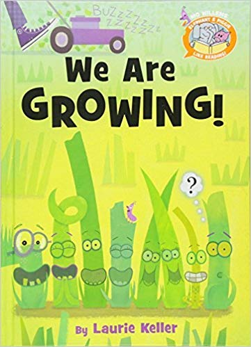 [1484726359] [9781484726358] Elephant & Piggie Like Reading! We Are Growing!- Hardcover