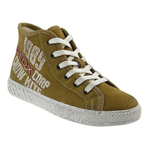 Geox 13/14 Schuhe J3487B 00022 C6002 J Tacos B LT Brown