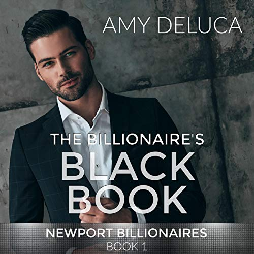 The Billionaire's Black Book (A Fairy Tale Retelling Romance) Audiobook By Amy DeLuca cover art