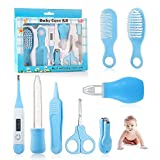 Babypflege Set, Comius Sharp 8 Teilig Baby Erstausstattung Pflegeset, Babypflege Set, Baby Nail Kit...