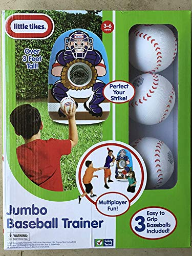 Little Tikes Inflatable Baseball Trainer