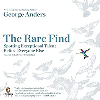 The Rare Find audiobook cover art