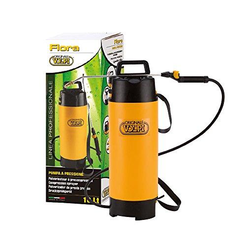 Volpi 3385C - Pulverizador de compresión, Color Amarillo