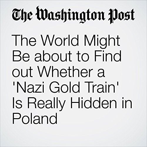 The World Might Be about to Find out Whether a 'Nazi Gold Train' Is Really Hidden in Poland audiobook cover art