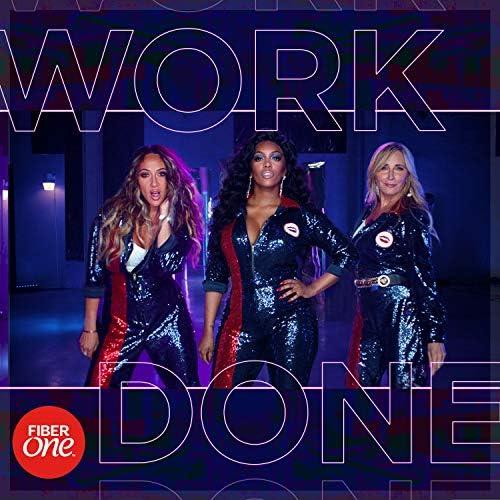 Fiber One feat. Melissa Gorga, Porsha Williams & Sonja Morgan