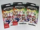 Nintendo Mario Sports Superstars Amiibo Cards 3 pack 15 cards - Nintendo Switch