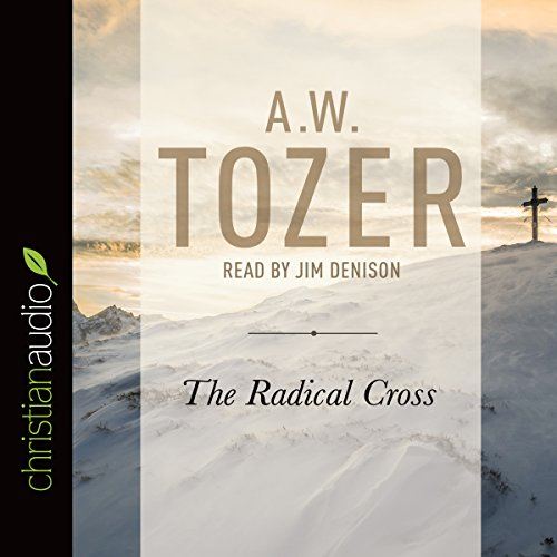 The Radical Cross audiobook cover art