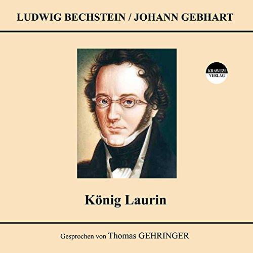 König Laurin audiobook cover art