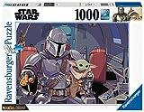 Ravensburger Puzzle 16565 - Star Wars: Mandalorian - 1000 Teile Puzzle für Erwachsene und Kinder ab...