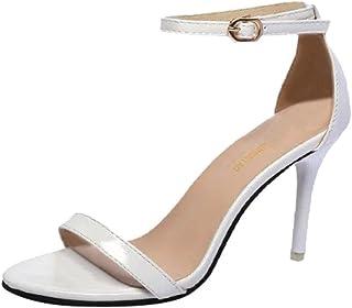 5924f18a Zapatos de Tacón de Aguja Alto Cuña Otoño 2018 PAOLIAN Calzado de Vestir de  Moda Dama