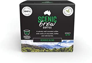 Scenic Brew, 6 packs of 10 pods (60 total), Reserve Blend