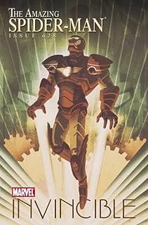 Amazing Spider-Man #628 Iron Man By-Design Del Mundo Variant
