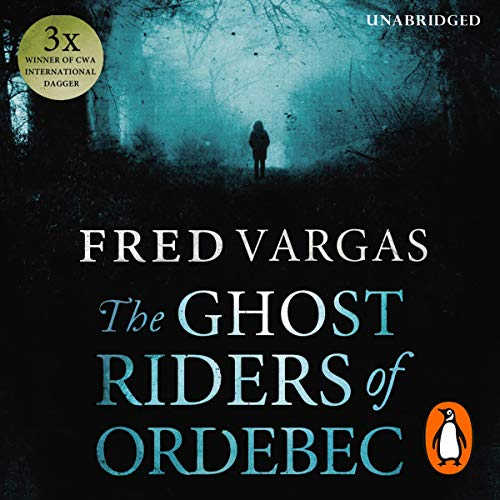 The Ghost Riders of Ordebec cover art