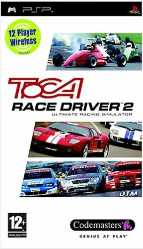Produktbild Toca Racedriver 2 fuer Sony Playstation Portable PSP
