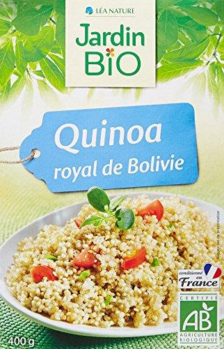 Jardin BiO étic Quinoa royal de Bolivie - 400g x lot de 4