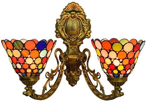 AWCVB Perno De 6 Pulgadas De La Moderna Lámpara De Pared Creativa...