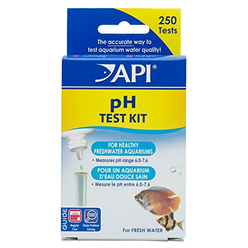 API PH TEST KIT 250-Test Freshwater Aquarium Water pH Test Kit
