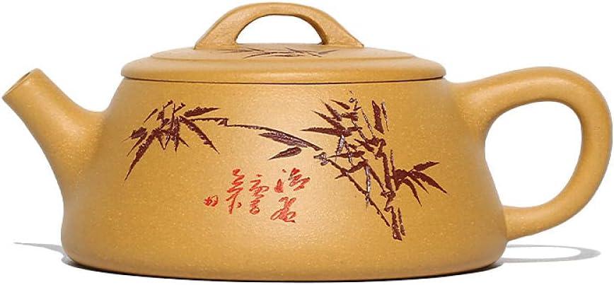CRRDNHXF Lowest price challenge Kongfu Teapotpurple Clay Pot Kung Handmade Te Teapot Max 88% OFF Fu