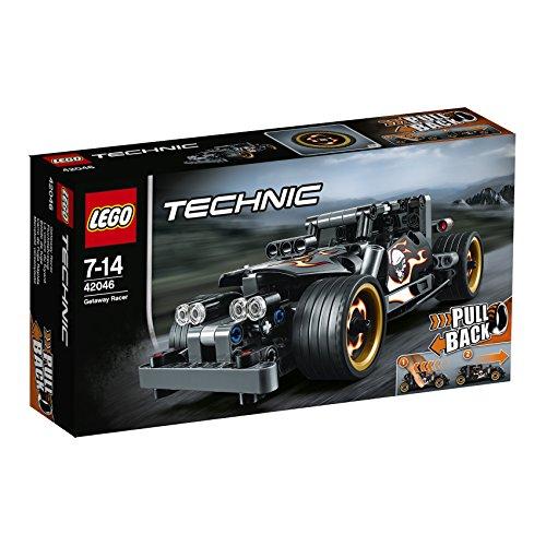LEGO - Bólido de Fuga, (42046)