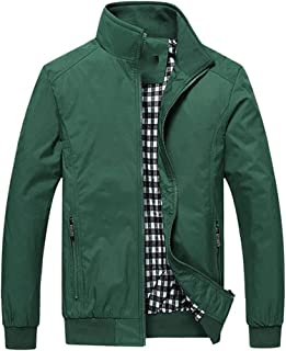 Jacket Men Casual Loose Mens Jacket Sportswear outdoors Bomber top coat Mens