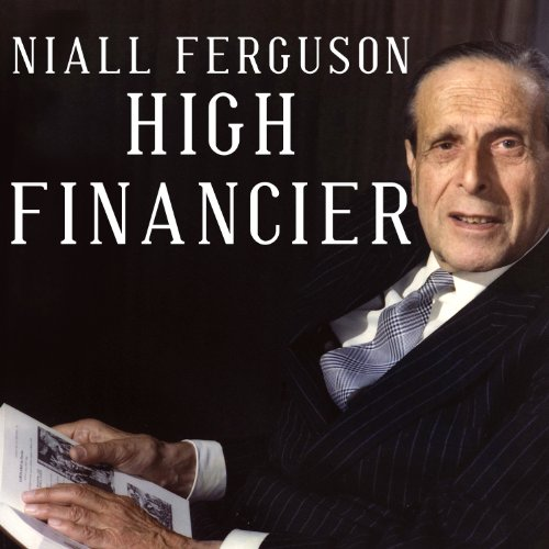 High Financier audiobook cover art