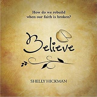 Believe audiobook cover art