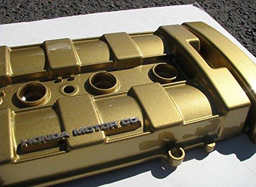 Polyester Sun Gold Metallic Powder Coating Paint (1 LB)