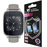 """IPG for ASUS ZenWatch 2 1.45"""" WI502Q Screen Protector (2 Units) Invisible Ultra HD Clear Film Anti Scratch Skin Guard - Smooth/Self-Healing/Bubble -Free"""