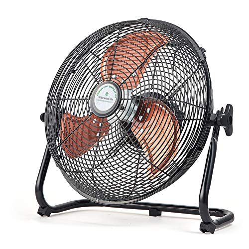 Whirlwind Life Battery Operated Fan, Home or Outdoor Dual-use Portable Fan,With 15600mAh Capacity...