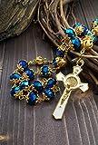 Zoom IMG-1 nazareth store collana rosario di