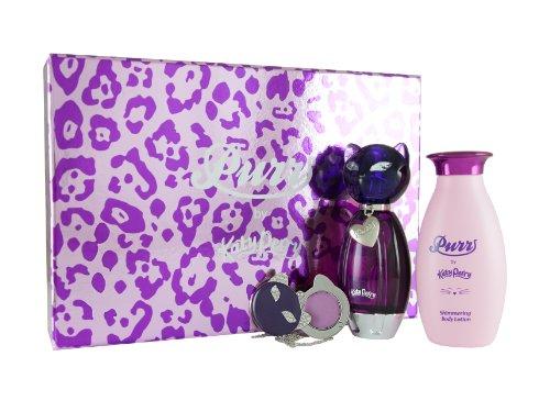 Katy Perry Katy perry purr 50 ml eau de parfum 120 ml körperlotion 6 ml solid perfume medaillon geschenkset für sie 1er pack 1 x 50 ml