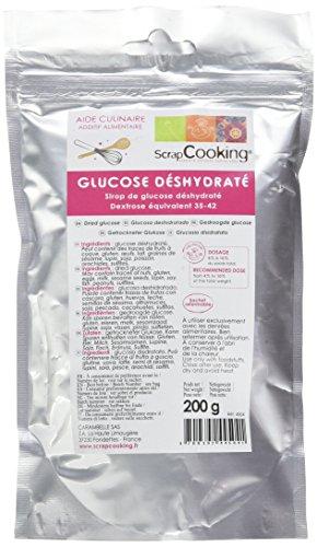Scrapcooking Glucose Déshydraté 200 g