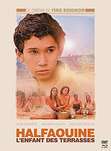 Halfaouine-l'enfant des terrasses [Édition Collector Blu-Ray + DVD + Livret]