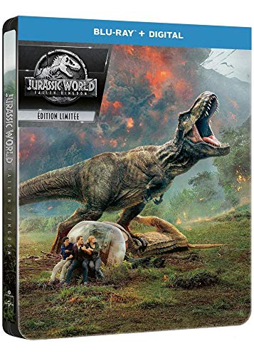 Jurassic World : Fallen Kingdom [Francia] [Blu-ray]