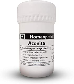 Homeopathy/Homeopathic Remedy/Medicine 30c - Aconite - 25 Grams