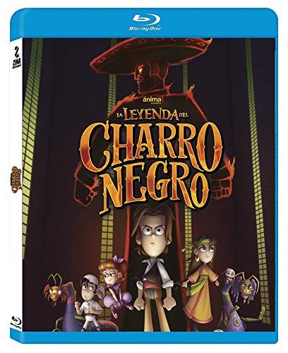 La Leyenda Del Charro Negro Blu Ray Multiregion (Solo Espanol / No English Options)
